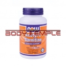 NOW Acetyl-L Carnitine 500mg - 100 Vcaps